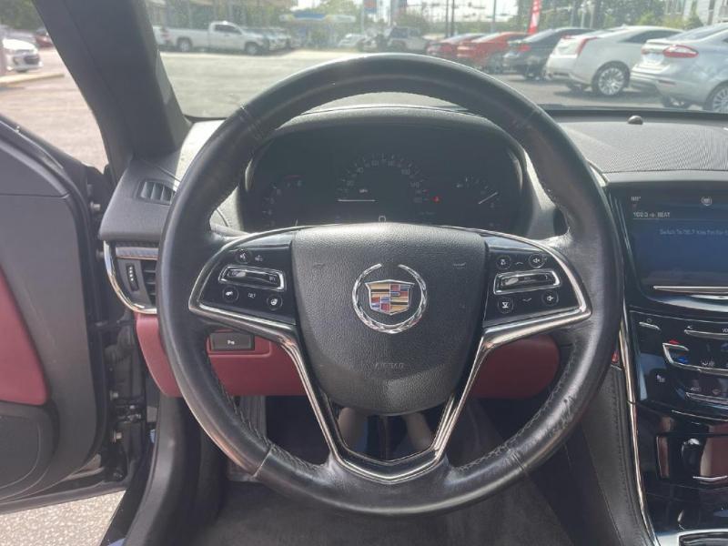 Cadillac ATS 2014 price $16,900
