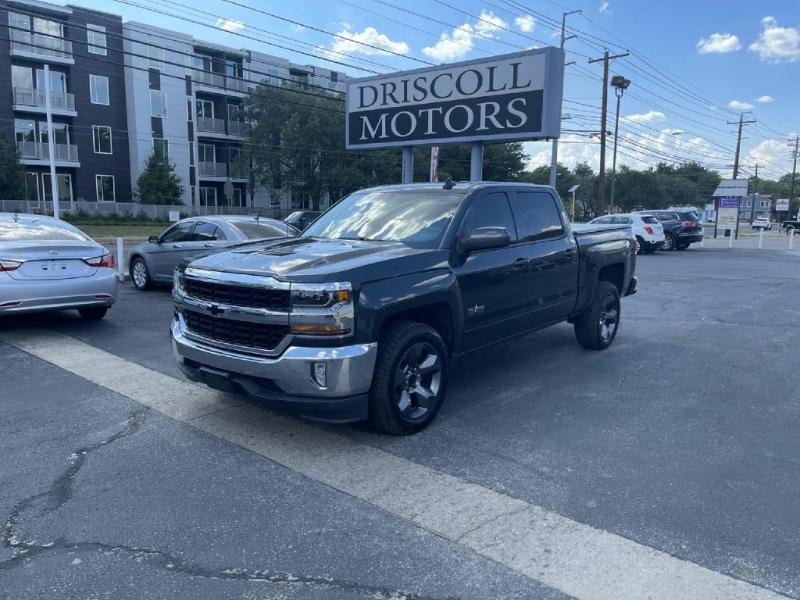 Chevrolet Silverado 1500 2018 price $31,800