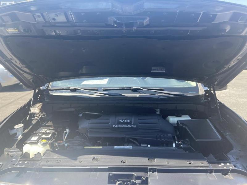 Nissan Titan 2017 price $36,900