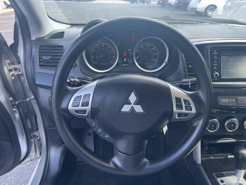 Mitsubishi Lancer 2017 price $14,500