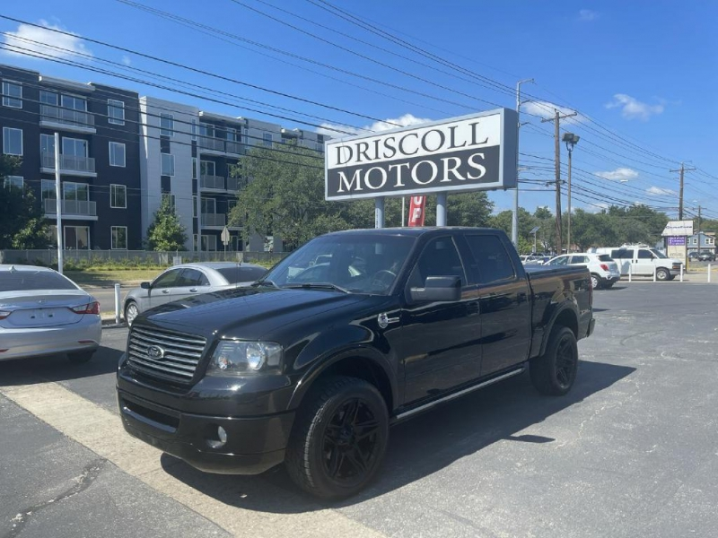 Ford F-150 2008 price $17,900
