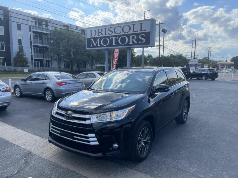 Toyota Highlander 2017 price $29,900