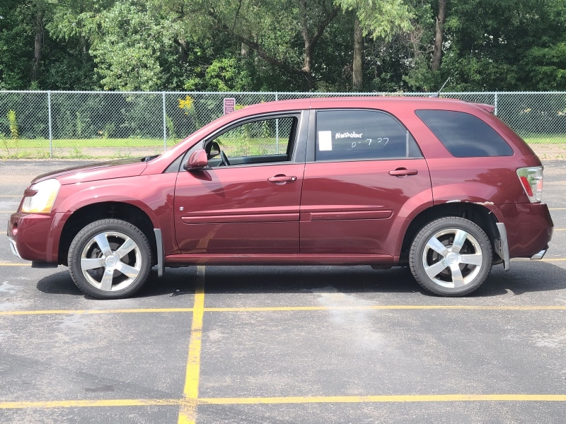 Chevrolet EQUINOX 2008 price $3,495 Cash
