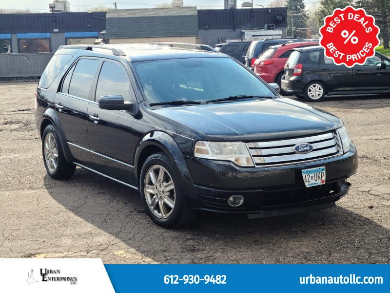 Ford TAURUS X 2008 price $3,495 Cash