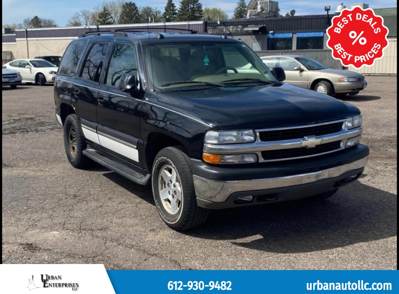 Chevrolet Tahoe 2005 price $5,495 Cash