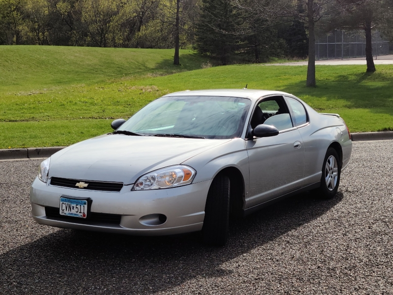 Chevrolet Monte Carlo 2007 price $4,495 Cash