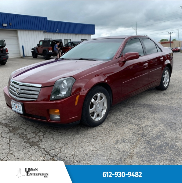 Cadillac CTS 2003 price $4,995 Cash