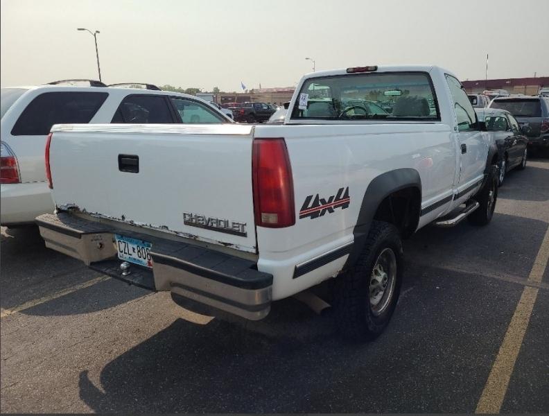 Chevrolet C/K 2500 1998 price $4,995 Cash