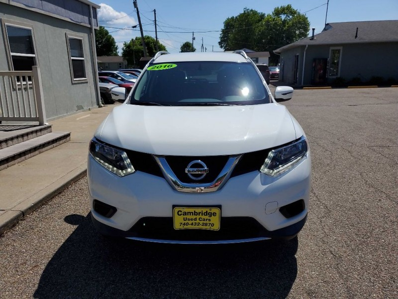 NISSAN ROGUE 2016 price $15,977