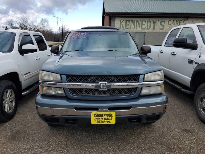 Chevrolet SILVERADO 1500 2006 price $12,477