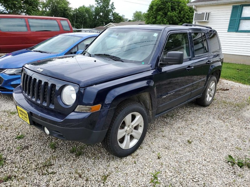 JEEP PATRIOT 2012 price $5,777