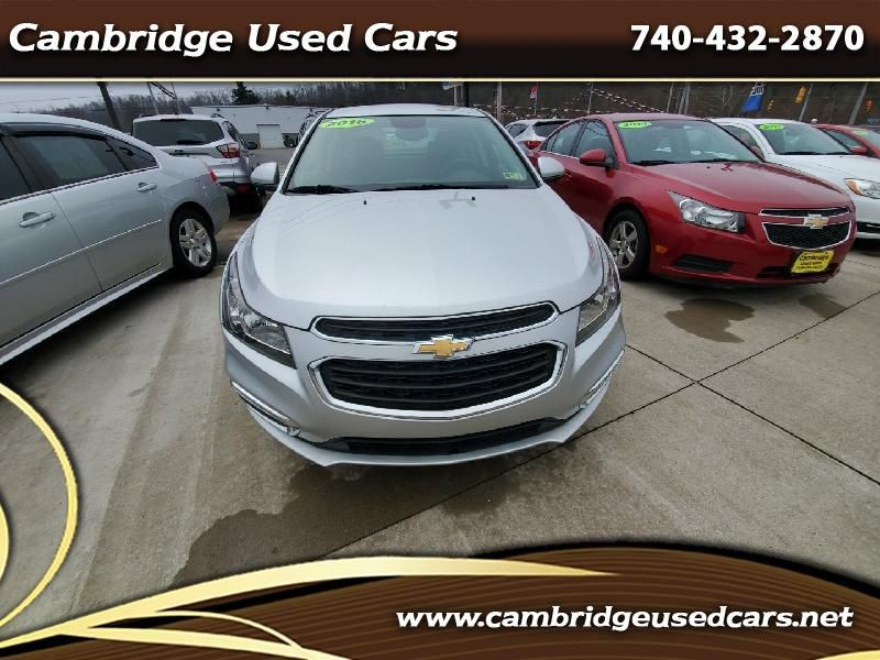 CHEVROLET CRUZE LIMITED 2016 price $13,677