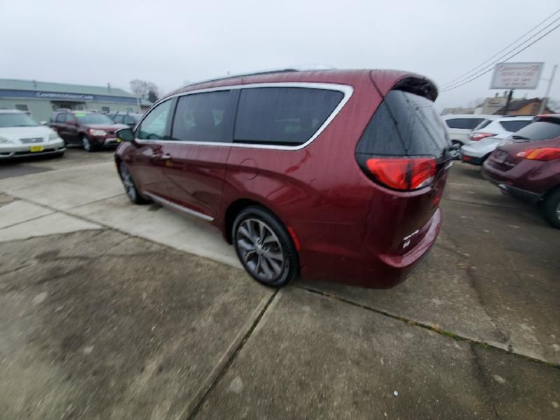 CHRYSLER PACIFICA 2017 price $28,477