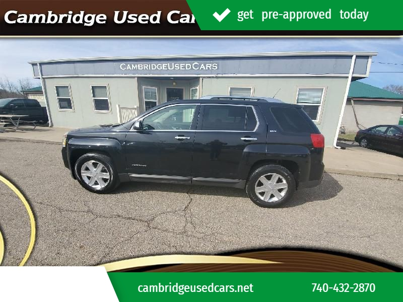 GMC TERRAIN 2010 price $9,977