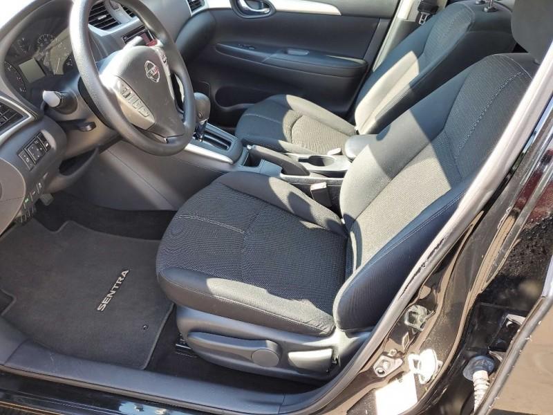 Nissan SENTRA 2017 price $12,477