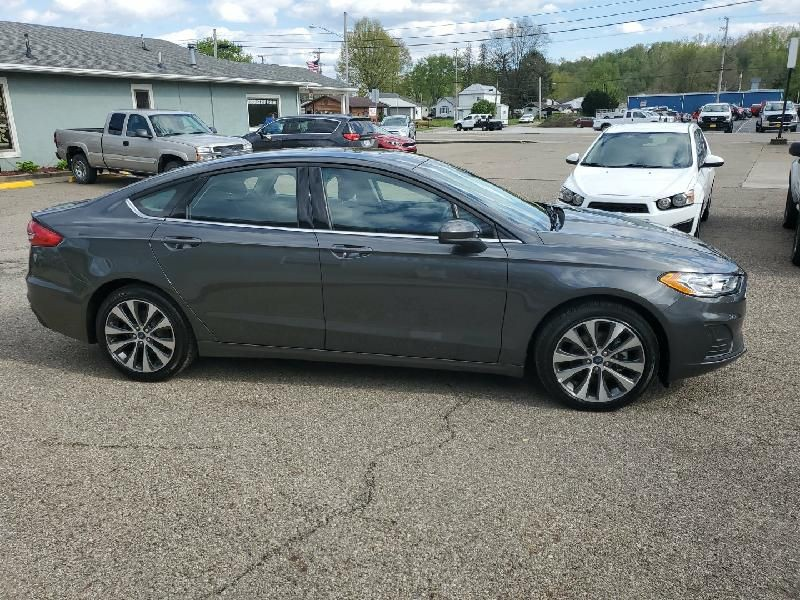 FORD FUSION 2019 price $19,777