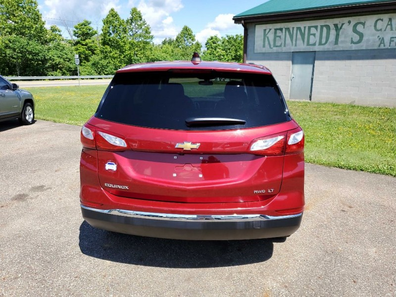 Chevrolet EQUINOX 2018 price $17,977