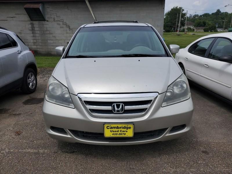 Honda ODYSSEY 2007 price $3,977