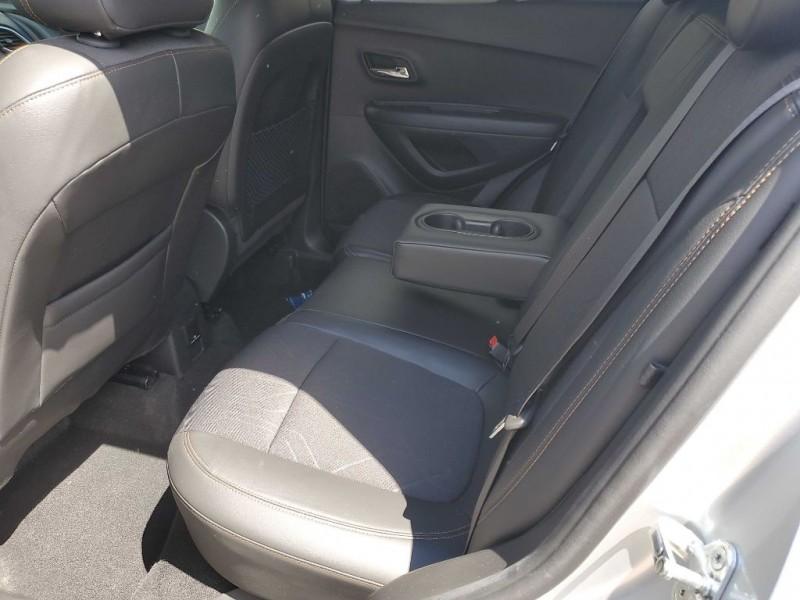 Chevrolet TRAX 2018 price $17,977