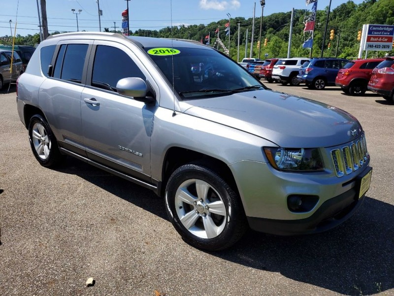 JEEP COMPASS 2016 price $12,477