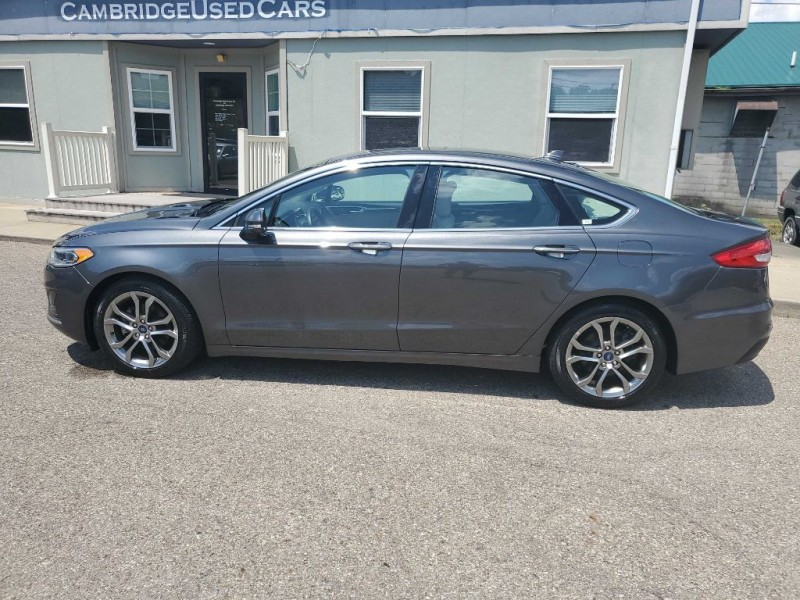 FORD FUSION 2019 price $19,977