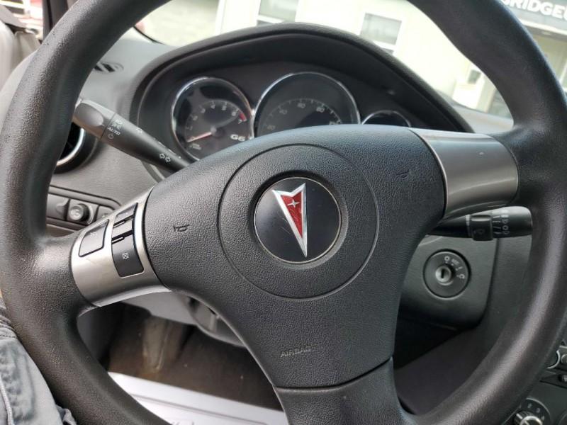 Pontiac G6 2008 price $3,977