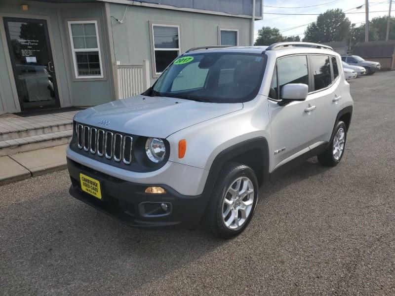 Jeep RENEGADE 2017 price $18,977