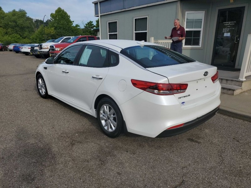 Kia OPTIMA 2017 price $16,477