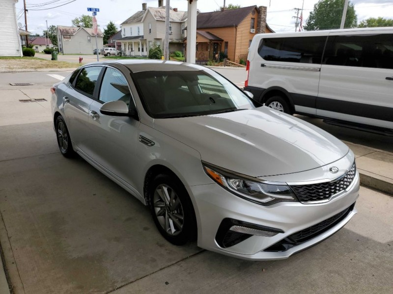 KIA OPTIMA 2020 price $18,977
