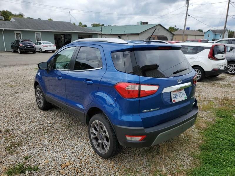 Ford ECOSPORT 2019 price $17,977