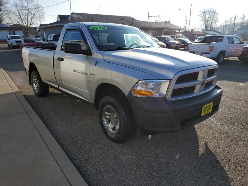 DODGE RAM 1500 2012 price $12,977