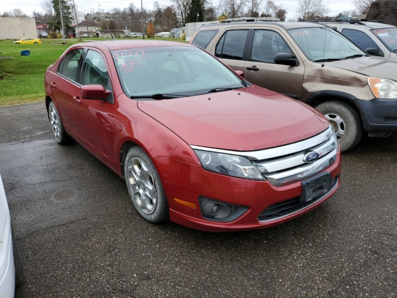 FORD FUSION 2010 price $2,477