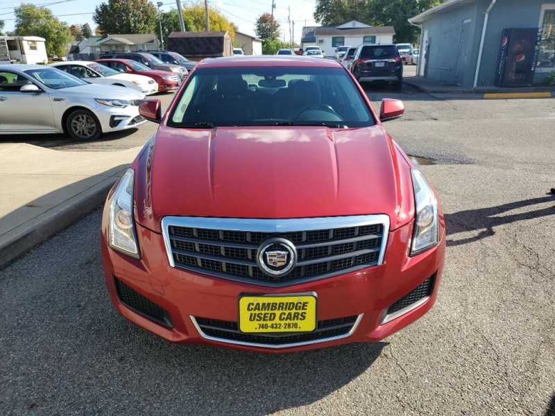 Cadillac ATS 2014 price $12,977