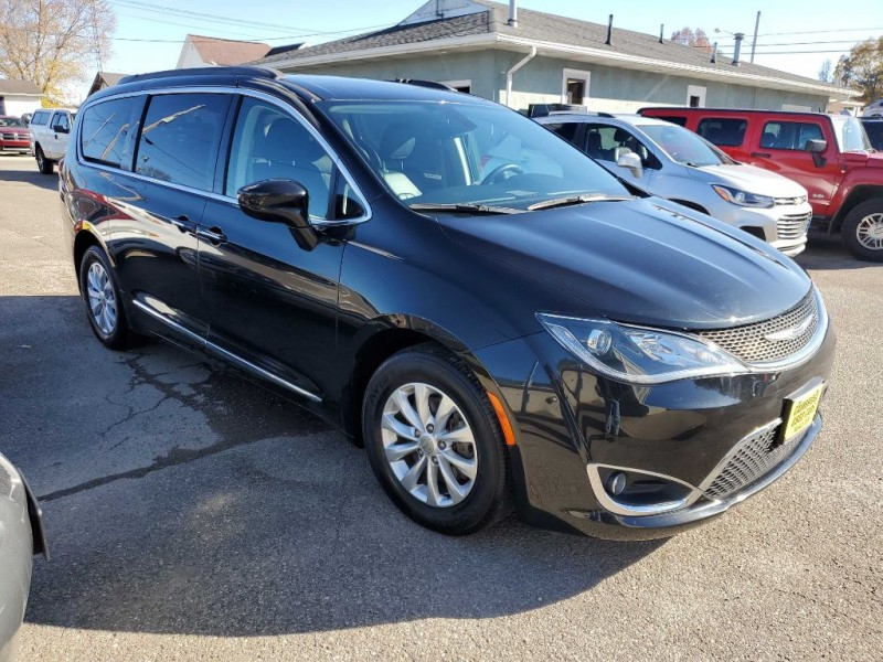 CHRYSLER PACIFICA 2017 price $22,977
