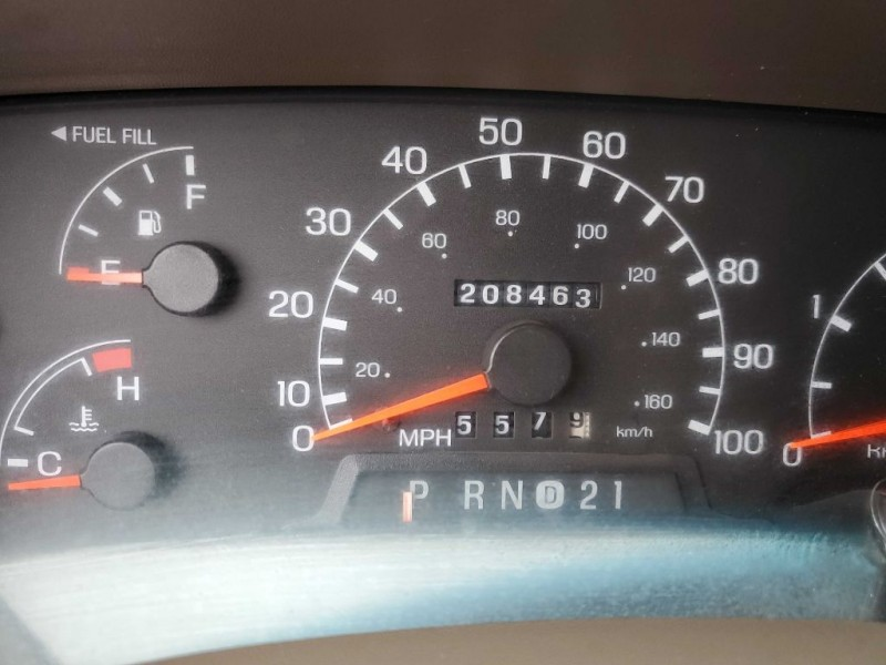 FORD F250 1999 price $12,977