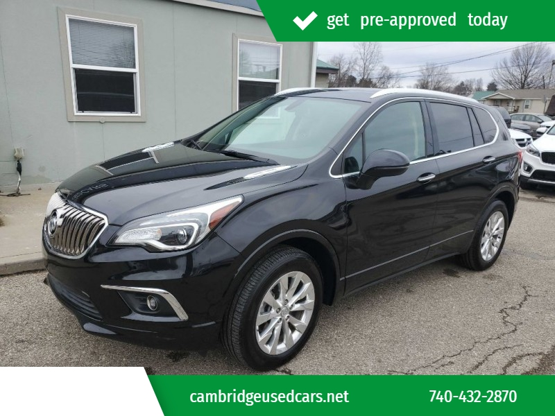 BUICK ENVISION 2017 price $21,977