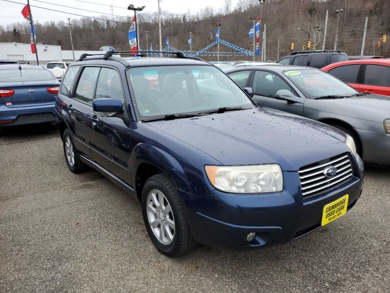 SUBARU FORESTER 2006 price $6,977