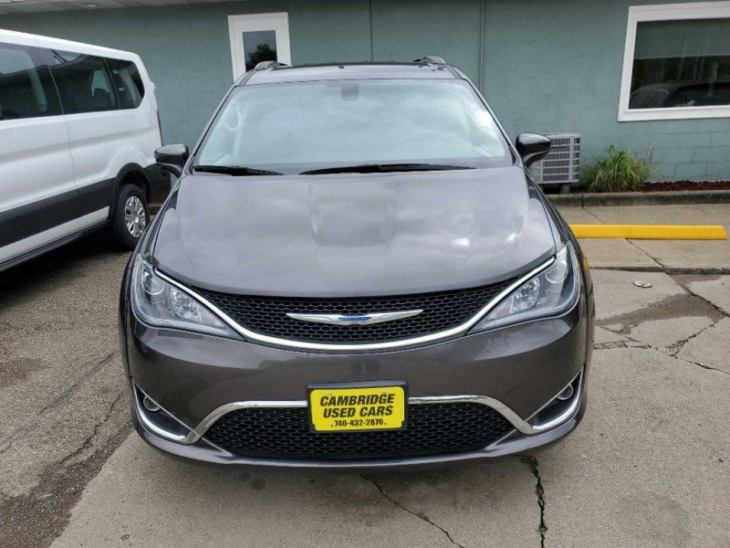 CHRYSLER PACIFICA 2017 price $24,977