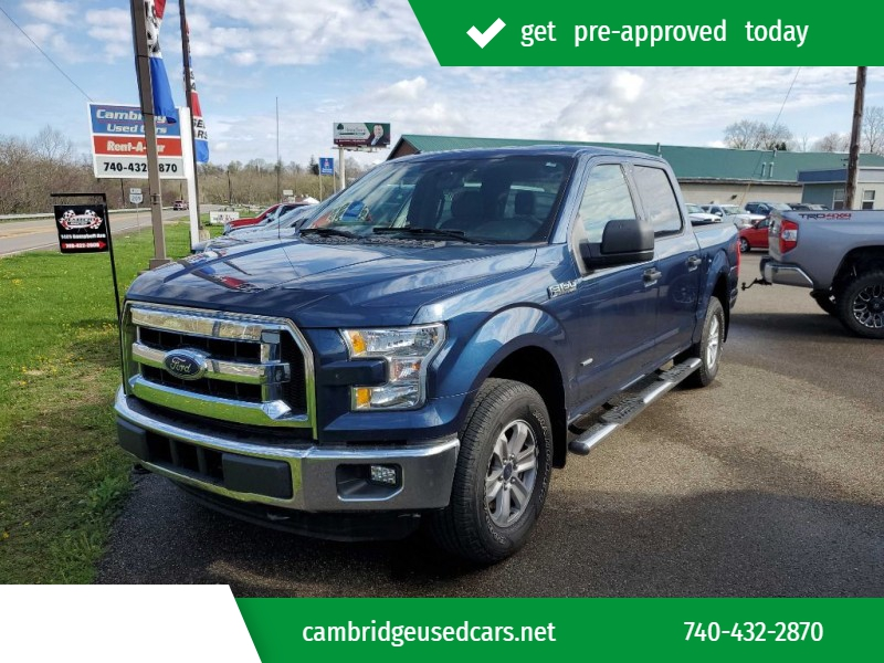 FORD F150 2016 price $28,977
