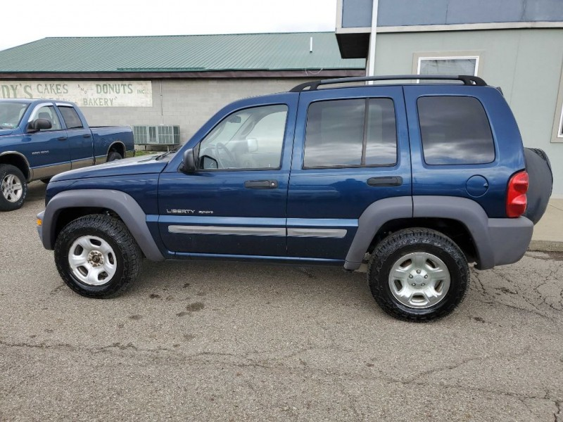 JEEP LIBERTY 2002 price Call for Pricing.