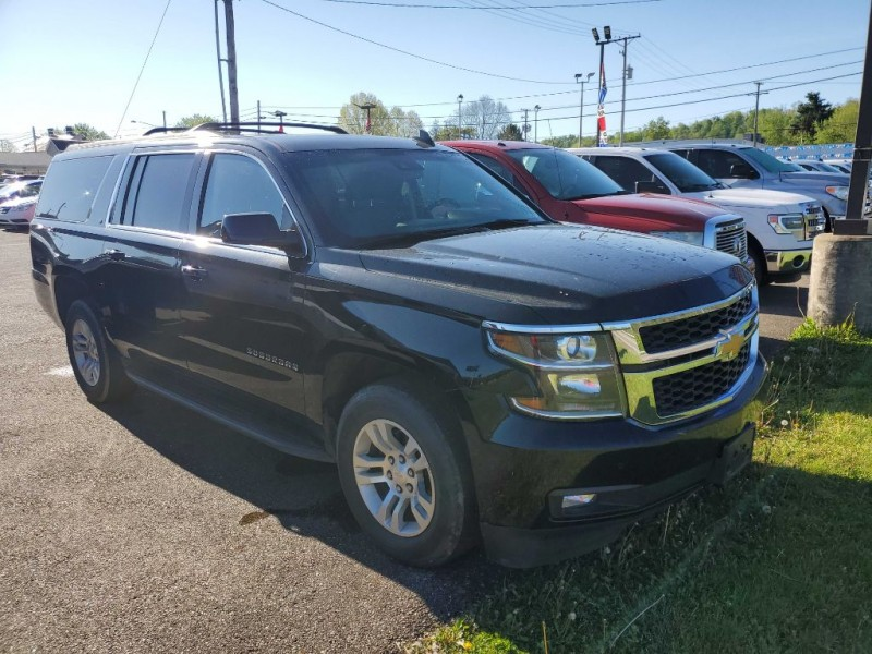 CHEVROLET SUBURBAN 2016 price Call for Pricing.
