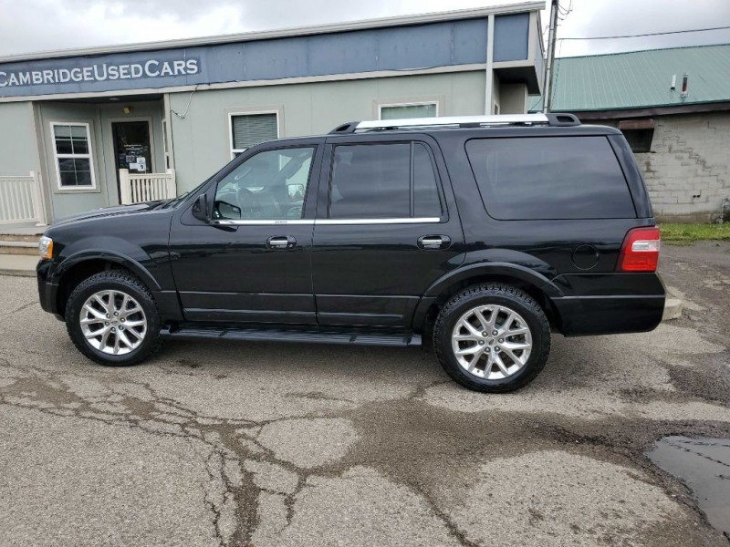 FORD EXPEDITION 2017 price $34,977