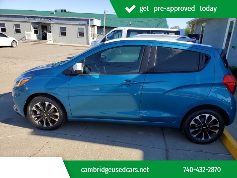 CHEVROLET SPARK 2021 price Call for Pricing.