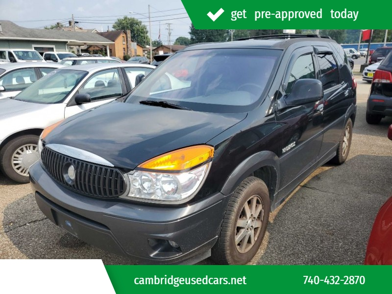 BUICK RENDEZVOUS 2002 price Call for Pricing.