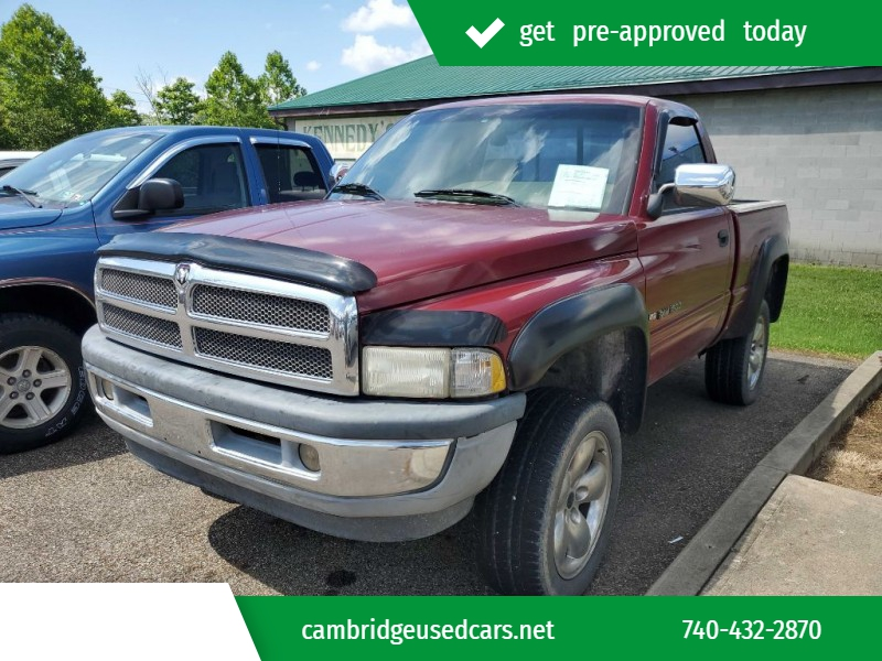 DODGE RAM 1500 1996 price Call for Pricing.