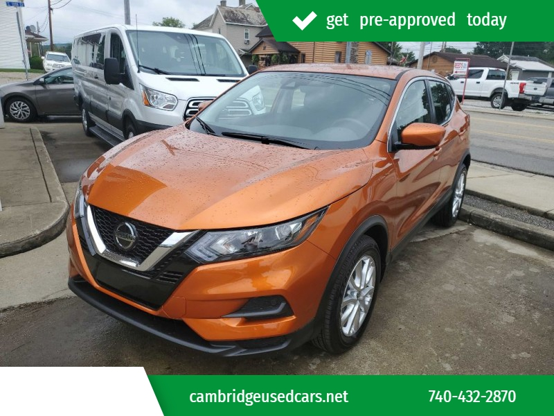 NISSAN ROGUE SPORT 2021 price Call for Pricing.