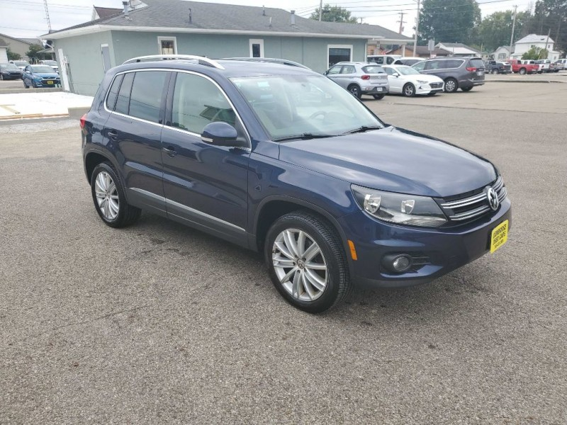 VOLKSWAGEN TIGUAN 2013 price Call for Pricing.