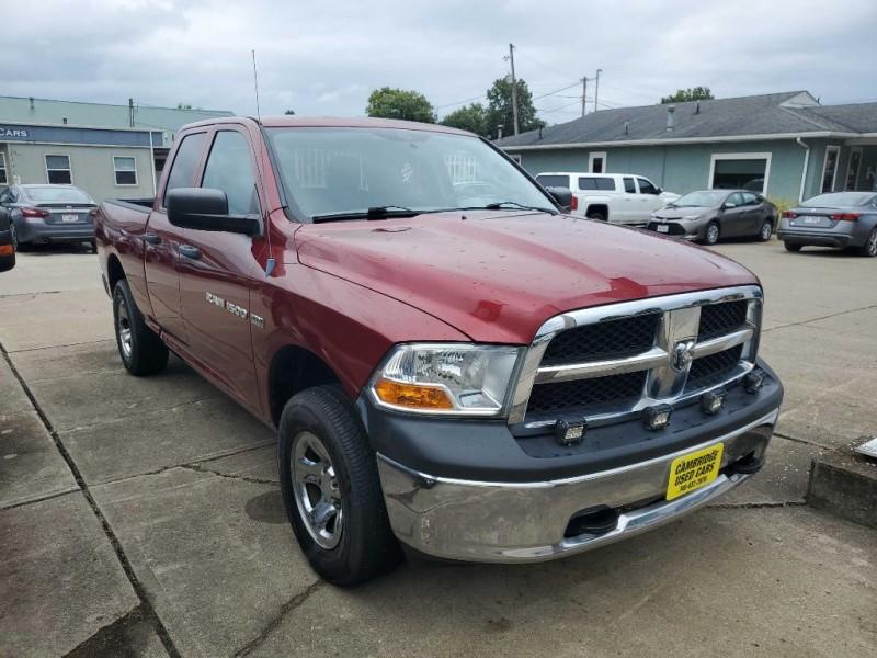 DODGE RAM 1500 2011 price $15,977