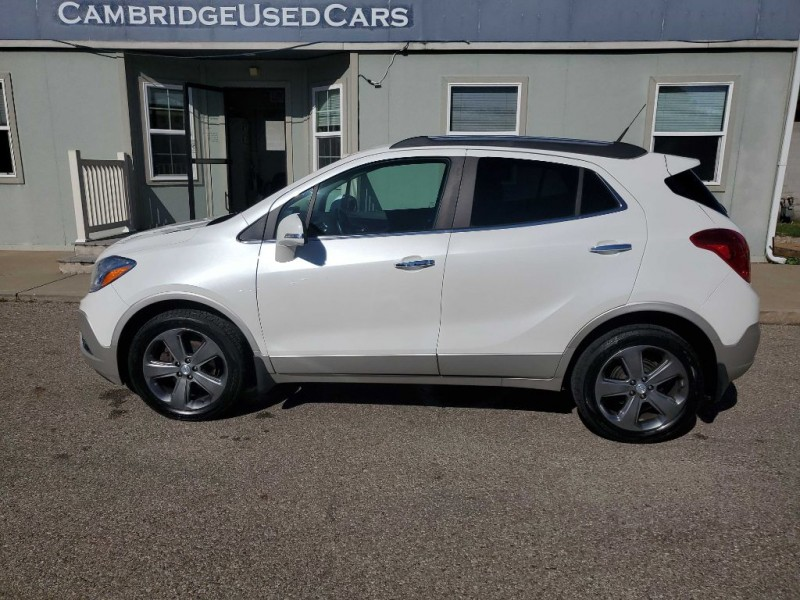 BUICK ENCORE 2014 price Call for Pricing.