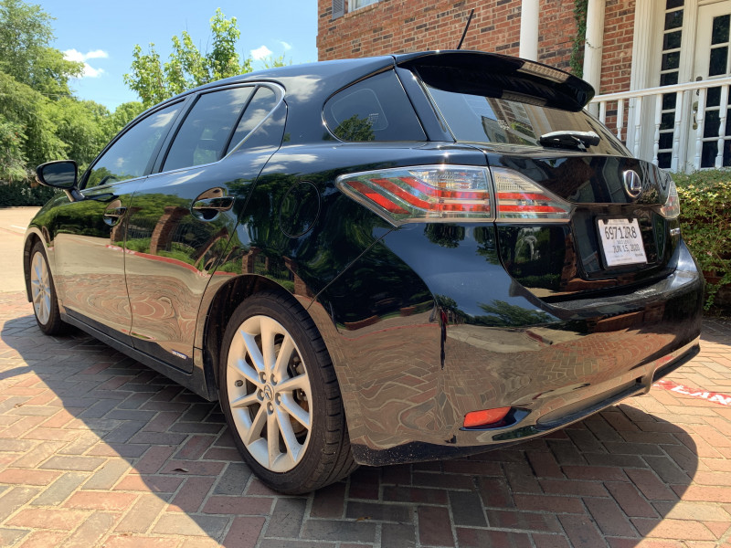 Lexus CT 200h 2013 price $9,998